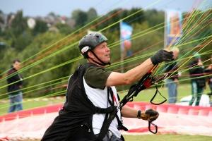 Reinhold Schoettler, DHV-Fluglehrer und Prüfer für Gleitschirm- und Drachenflieger